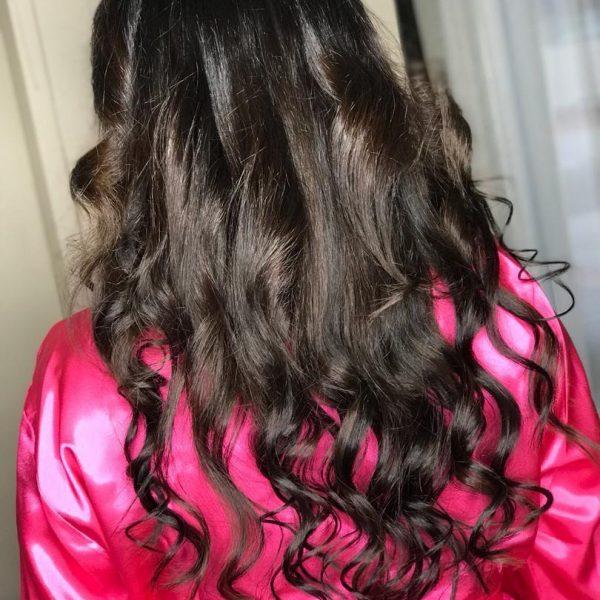 استنشن مو طبیعی