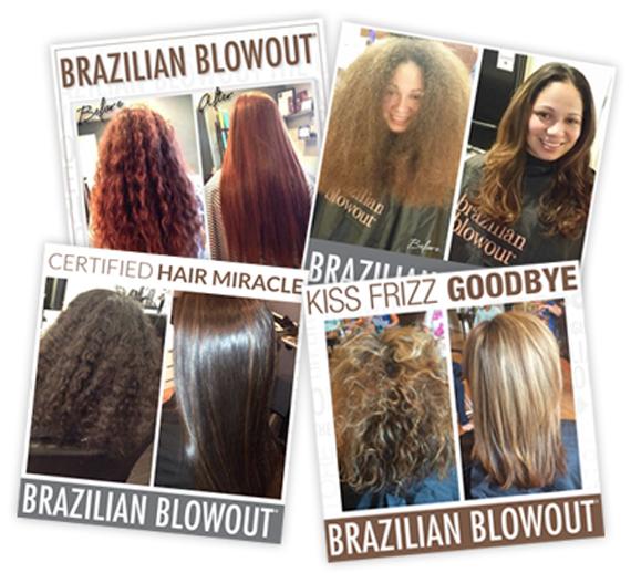 محصولات برند BRAZILIAN BLOWOUT برای احیای مو با کراتین