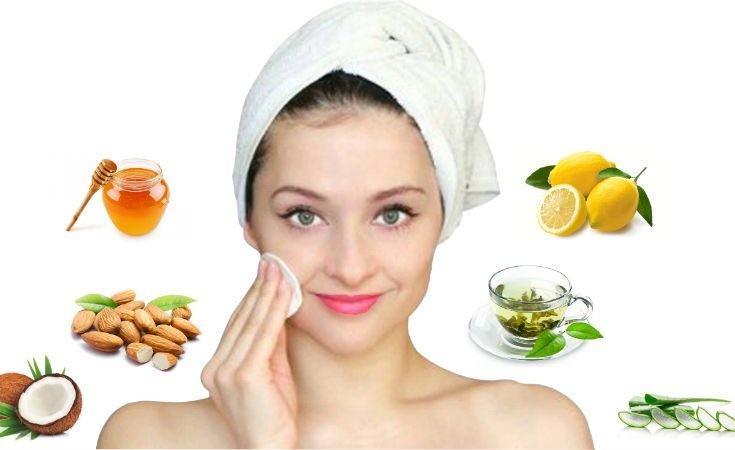 داروهای خانگی برای پوست